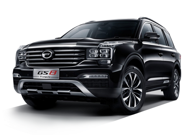 Car Pictures List For Gac Gs8 2017 2 0t Ge 2wd Bahrain