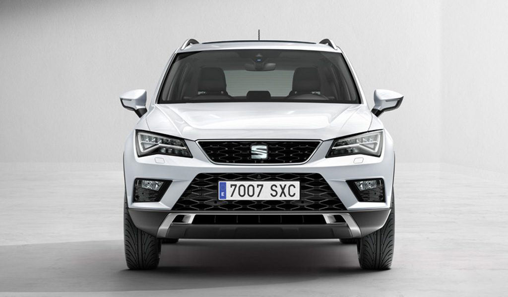 seat ateca 2017 1 4t style plus in egypt new car prices specs reviews photos yallamotor. Black Bedroom Furniture Sets. Home Design Ideas