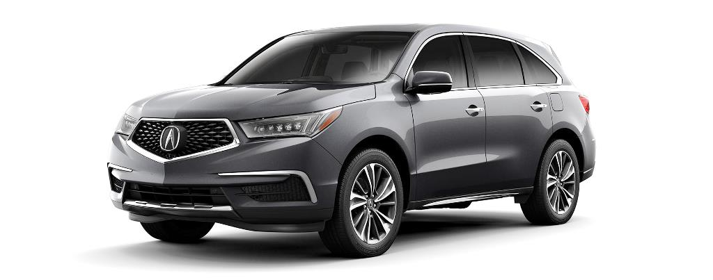 Acura MDX 2017 3.5L V6 290 HP AWD In Kuwait: New Car