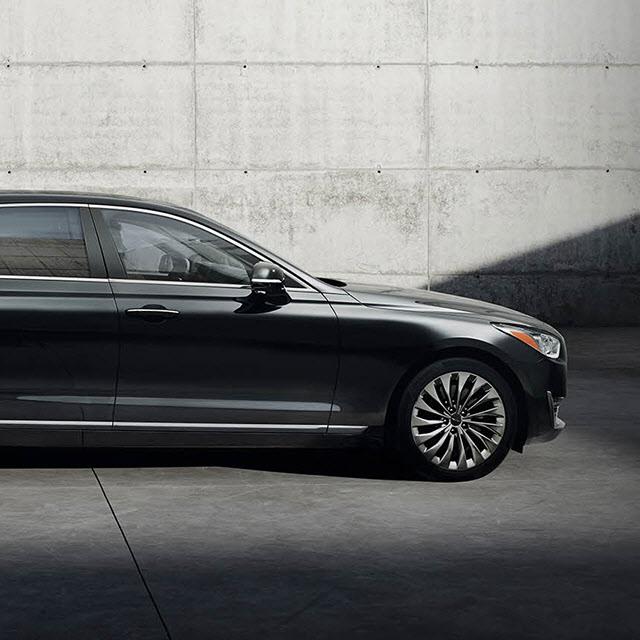 Genesis G90 2018 5.0L In UAE: New Car Prices, Specs