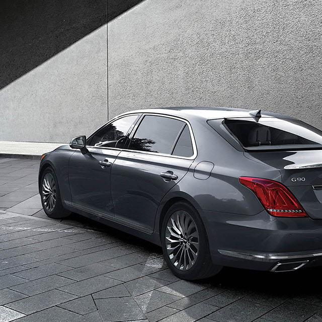2020 Genesis G90: جينيسيس جي90 2018 5.0L في الإمارات: أسعار السيارات الجديدة