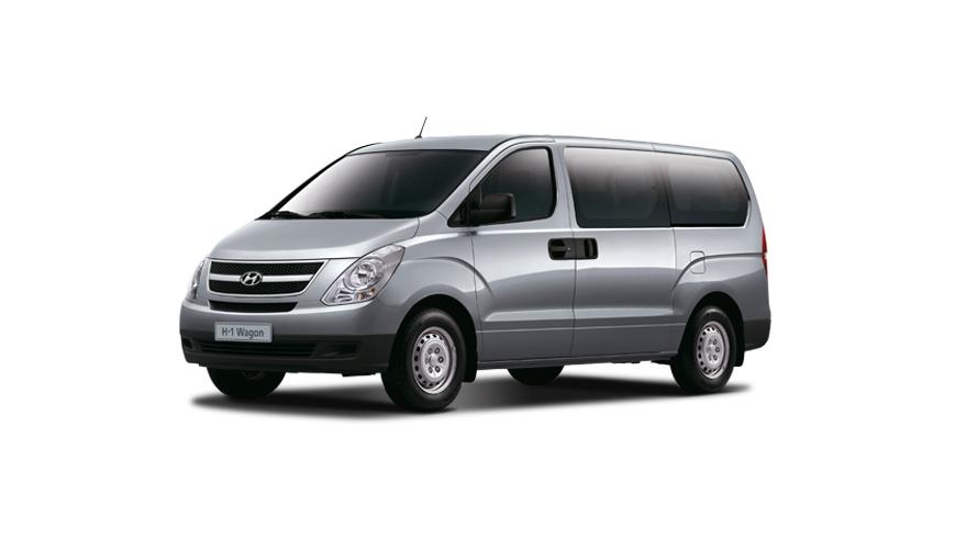 hyundai h1 2018 9 seater passenger van in uae new car prices specs reviews photos yallamotor. Black Bedroom Furniture Sets. Home Design Ideas