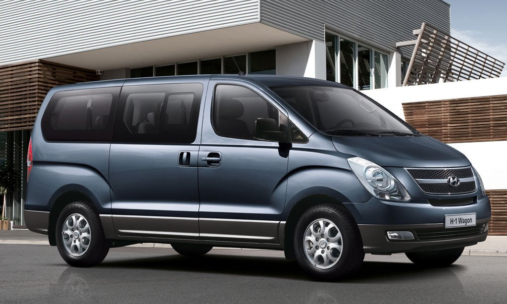 hyundai h1 2018 12 seater passenger van in uae new car. Black Bedroom Furniture Sets. Home Design Ideas