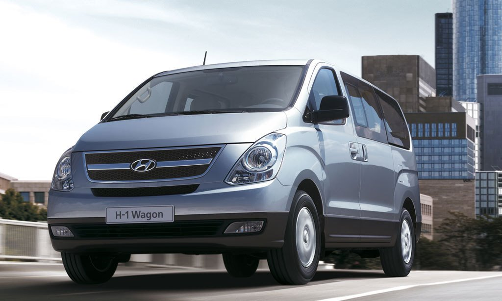 hyundai h1 2018 12 seater passenger van in uae new car prices specs reviews photos yallamotor. Black Bedroom Furniture Sets. Home Design Ideas