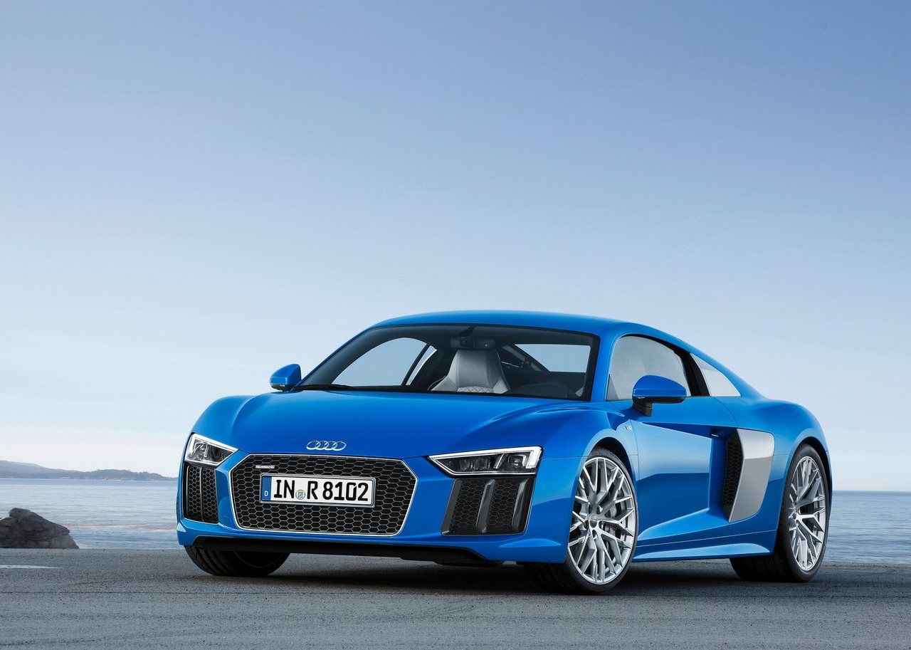 Audi R8 Coupe 2018 5 2 V10 Plus In Uae New Car Prices