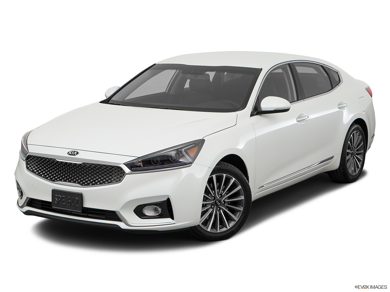 2018 kia cadenza prices in uae gulf specs reviews for dubai abu dhabi and sharjah yallamotor. Black Bedroom Furniture Sets. Home Design Ideas