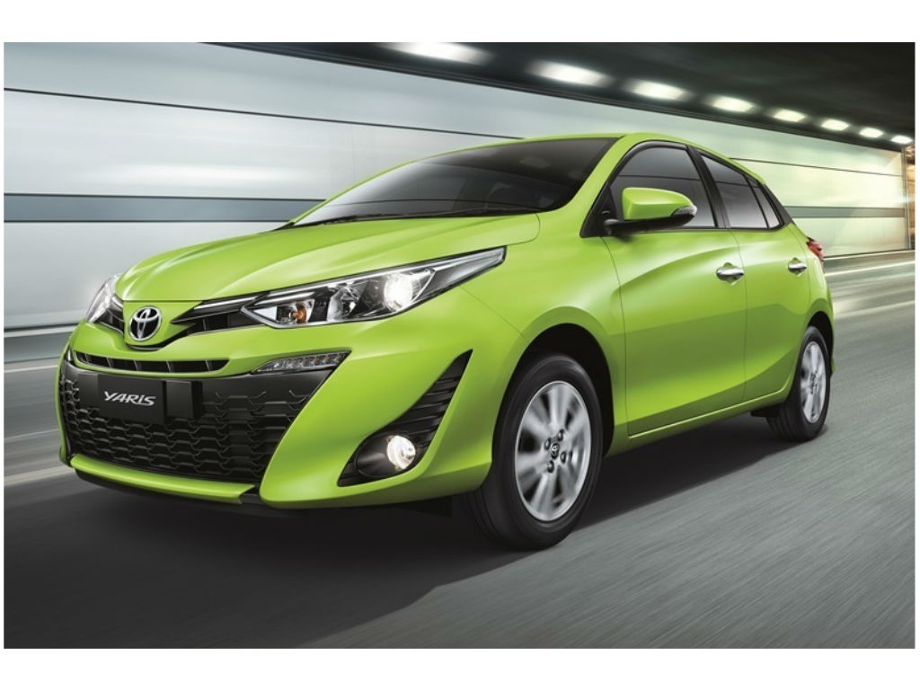 Toyota Aurion 2018 >> Toyota Yaris 2018 1.3L SE Hatchback in UAE: New Car Prices, Specs, Reviews & Photos | YallaMotor