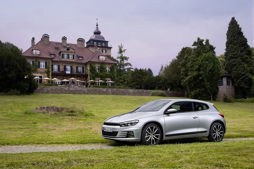 volkswagen scirocco 2018 1 4l tsi in qatar new car prices specs reviews photos yallamotor. Black Bedroom Furniture Sets. Home Design Ideas
