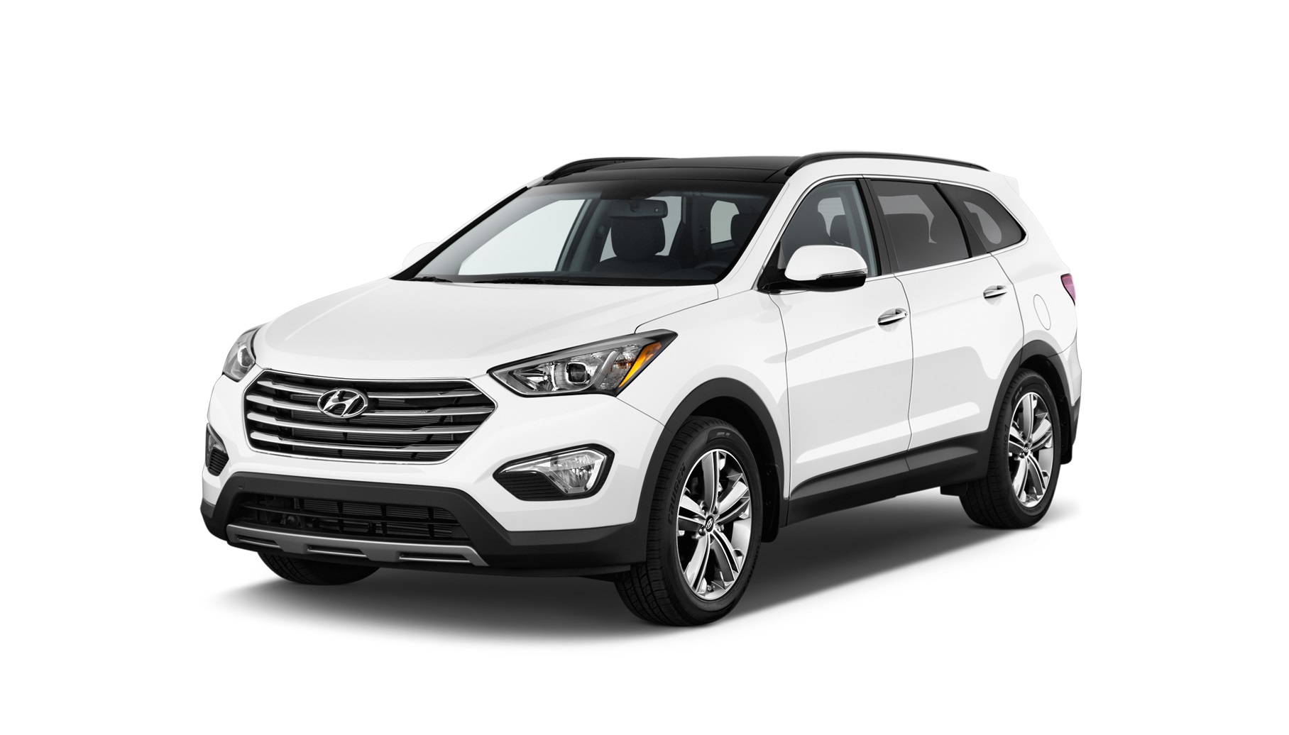 hyundai grand santa fe 2018 3 3l awd top in uae new car prices specs reviews photos. Black Bedroom Furniture Sets. Home Design Ideas