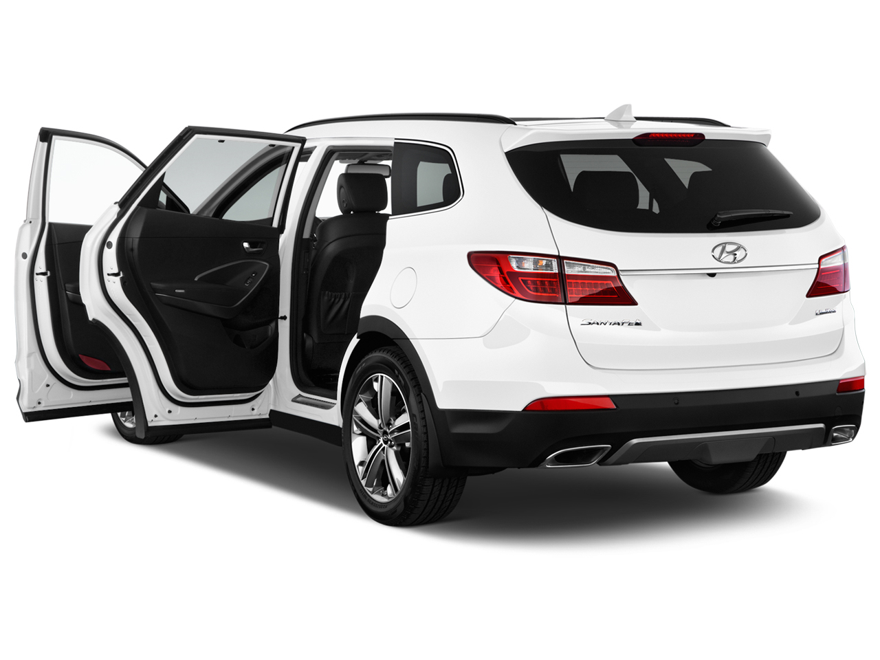 2018 hyundai grand santa fe prices in uae gulf specs. Black Bedroom Furniture Sets. Home Design Ideas