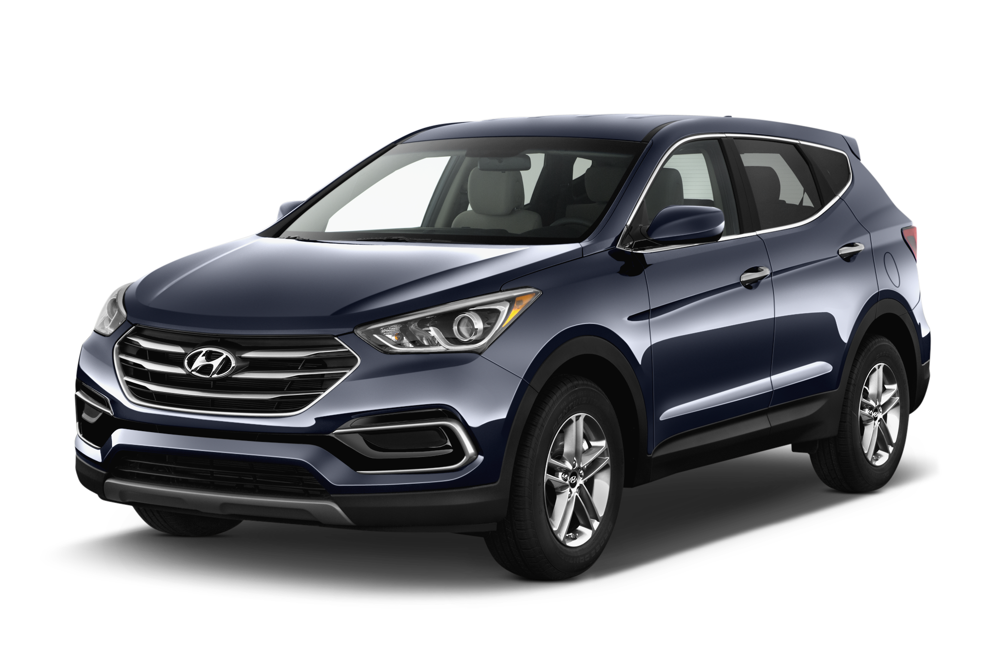 hyundai santa fe 2018 2 4l fwd in uae new car prices specs reviews photos yallamotor. Black Bedroom Furniture Sets. Home Design Ideas