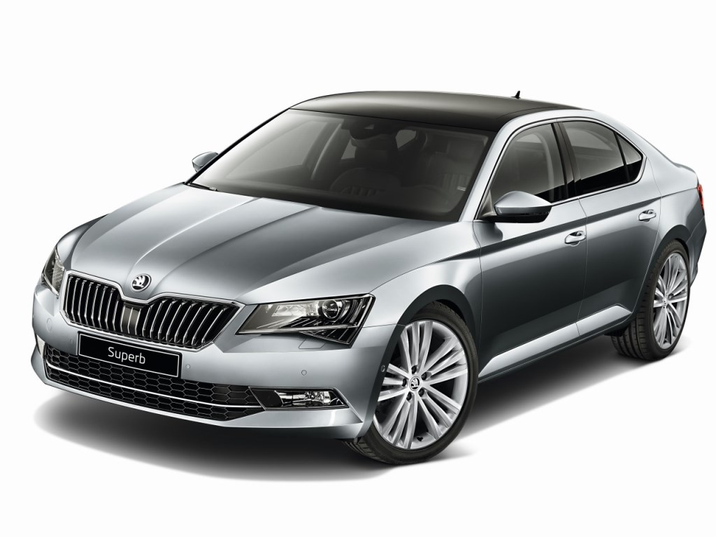 skoda superb 2018 2 0t l k in oman new car prices specs reviews photos yallamotor. Black Bedroom Furniture Sets. Home Design Ideas