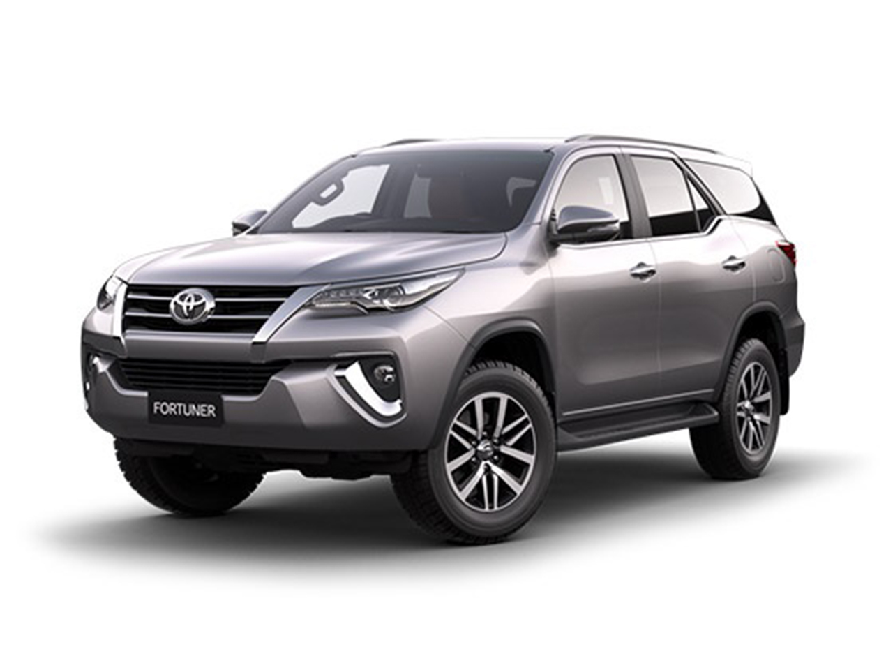 Toyota Fortuner 2018, United Arab Emirates