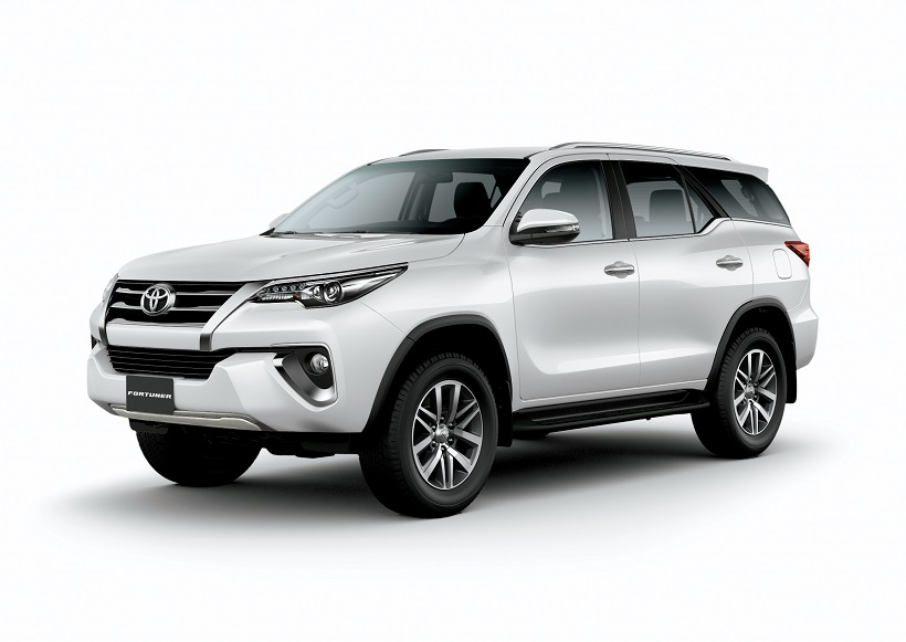 Toyota Fortuner 2018 4 0l Vxr In Uae New Car Prices