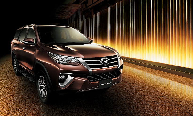 Toyota Fortuner 2018 4.0L GXR in UAE: New Car Prices ...
