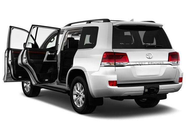 Toyota Land Cruiser 2018, Saudi Arabia