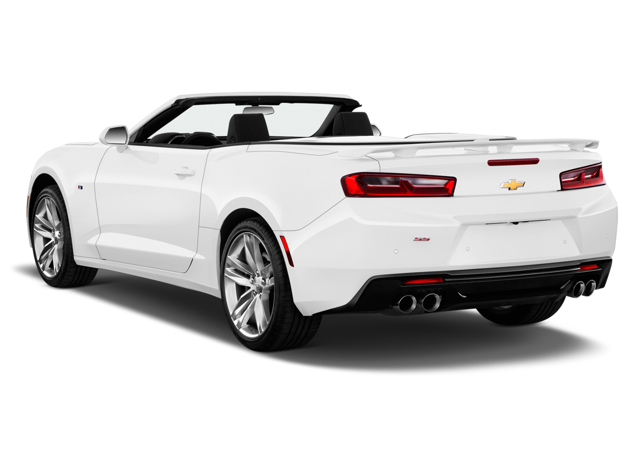 Car Features List For Chevrolet Camaro Convertible 2018 6