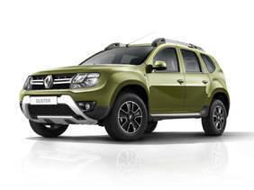 Renault Duster 2018 2.0L PE (4x4), United Arab Emirates