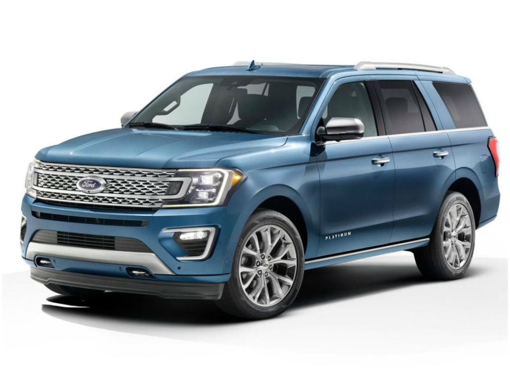 Ford Expedition 2018, Saudi Arabia
