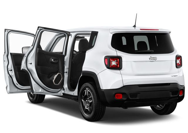 Jeep Renegade 2018 2 4l Longitude 4x2 In Uae New Car