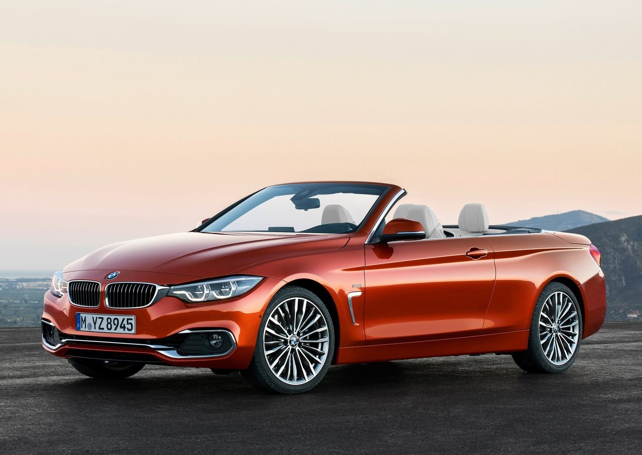 Certified Pre Owned BMW >> BMW 4 Series Convertible 2018 435i in Saudi Arabia: New Car Prices, Specs, Reviews & Photos ...