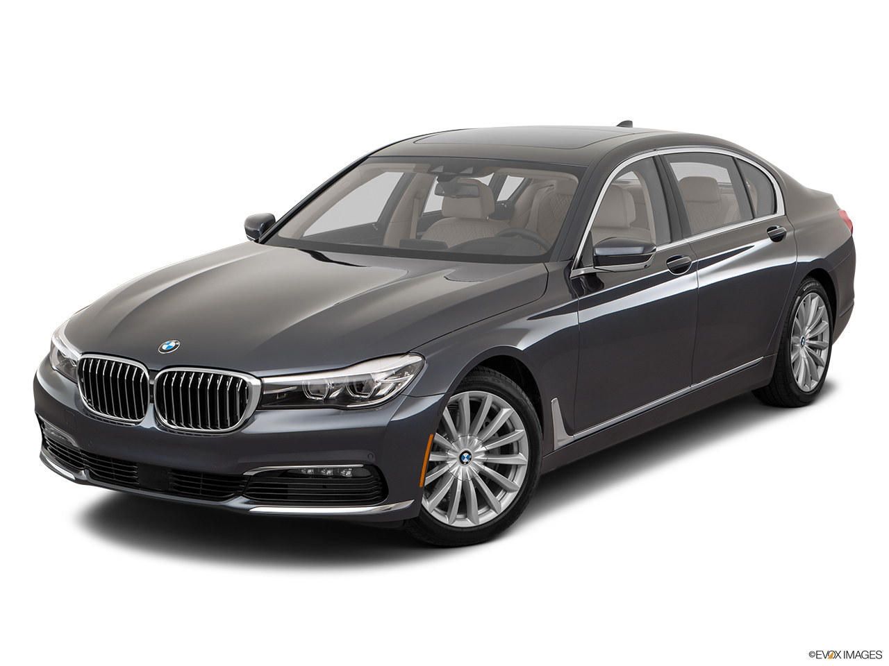 BMW 7 Series 2018 Saudi Arabia