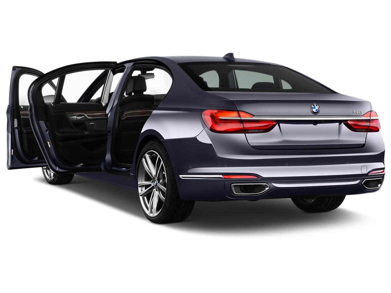 BMW 7 Series 2018 740Li Saudi Arabia
