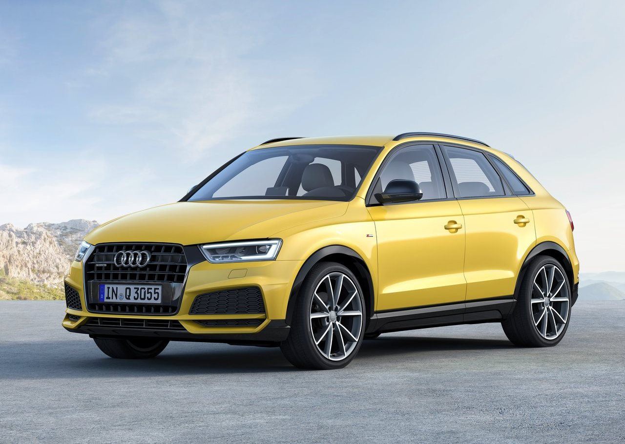 Audi Q3 2018 35 Tfsi Quattro 180 Hp In Uae New Car Prices