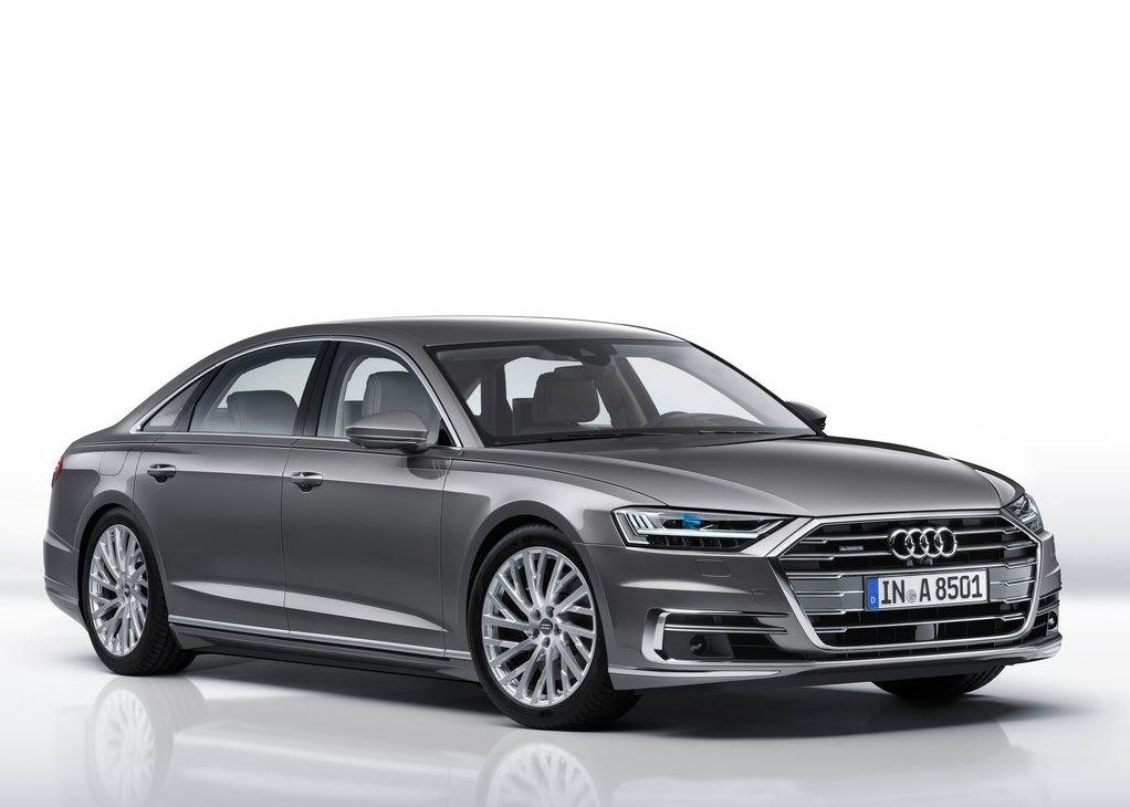 Audi A L Price In UAE New Audi A L Photos And Specs YallaMotor - Audi a8 2018