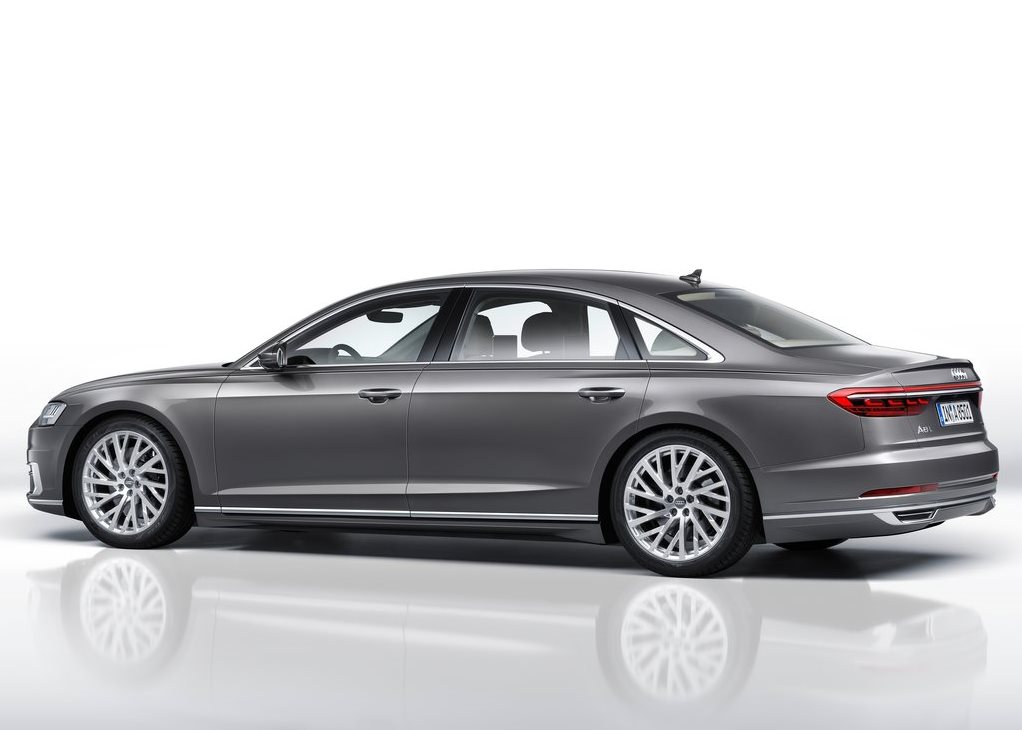 Audi A L TFSI Quattro Base HP In UAE New Car Prices - Audi a8l