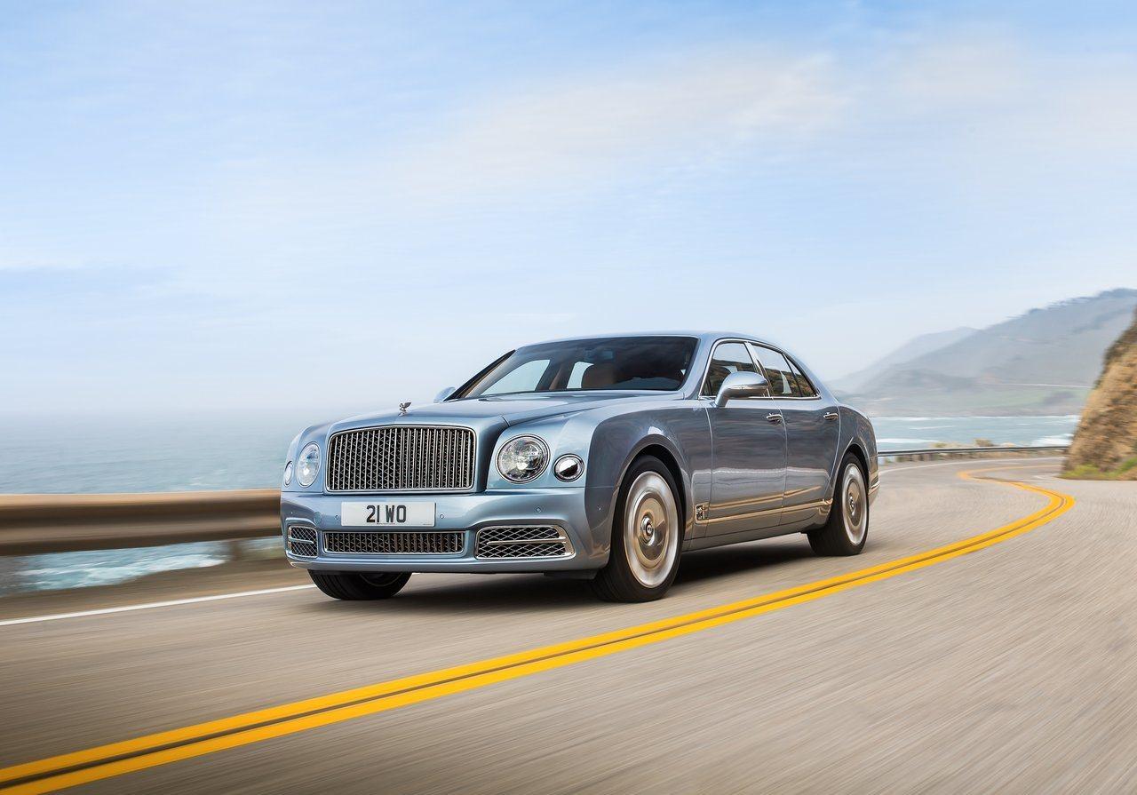 Bentley Mulsanne 2018 6.75L V8 Extended Wheelbase In UAE
