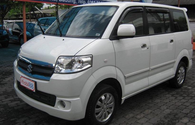 Suzuki Apv 2018 1 6l Panel Van In Kuwait New Car Prices