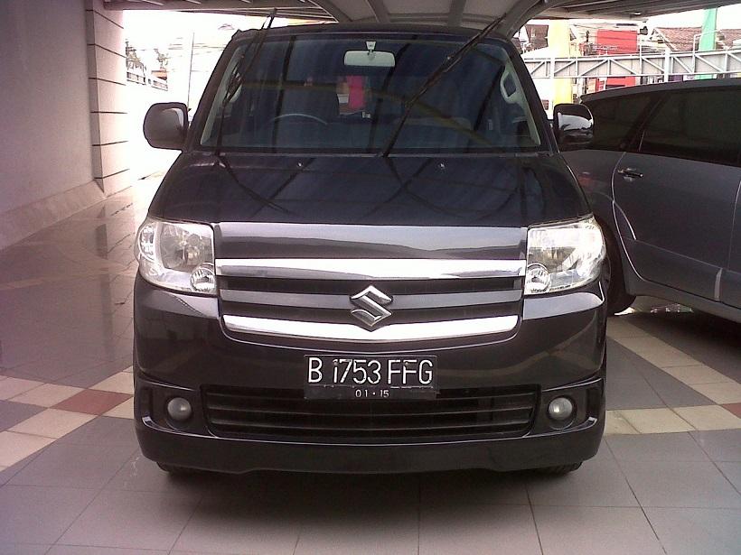 Suzuki Apv Panel Van Specs