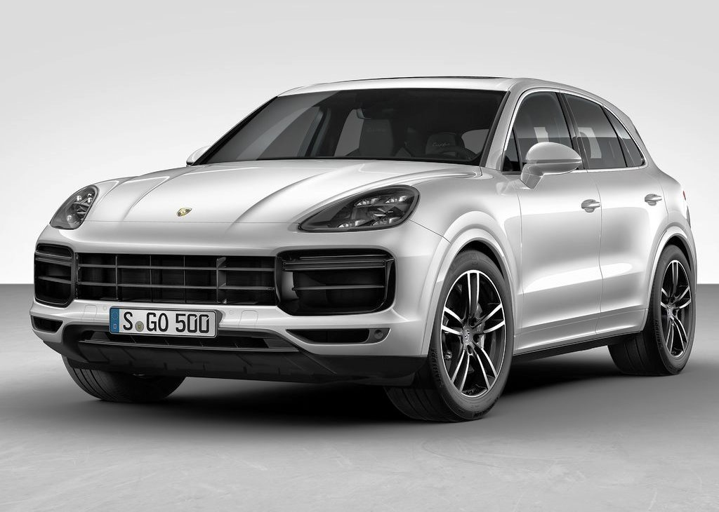 porsche cayenne 2018 s hybrid in egypt new car prices specs reviews photos yallamotor. Black Bedroom Furniture Sets. Home Design Ideas