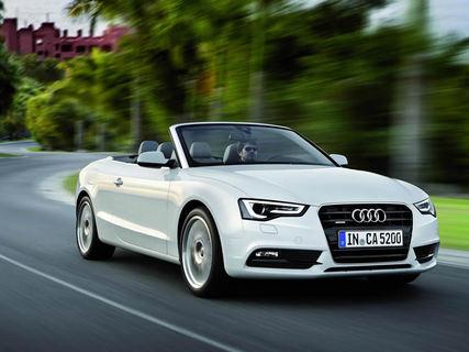 Audi A5 Cabriolet Price in Kuwait - New Audi A5 Cabriolet Photos and