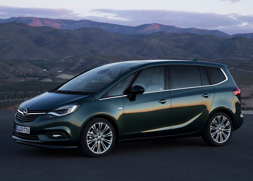 opel zafira tourer 2018 1 4l enjoy in oman new car prices specs reviews photos yallamotor. Black Bedroom Furniture Sets. Home Design Ideas