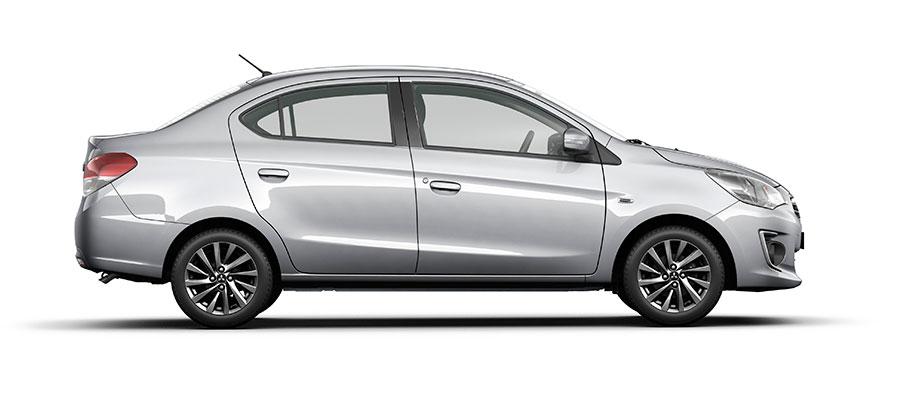 Mitsubishi Attrage 2018 1 2 Glx Base In Uae New Car