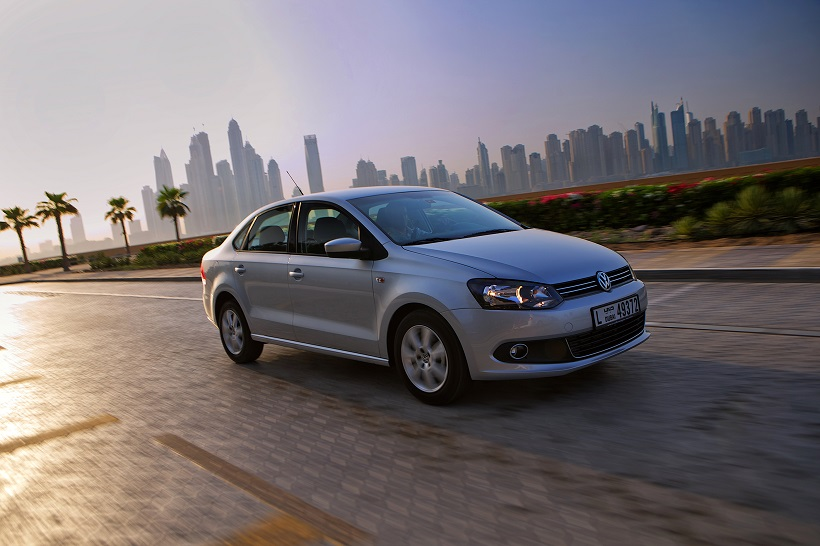 Volkswagen Polo 2018, Saudi Arabia