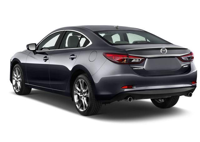 Mazda 6 2018, Saudi Arabia