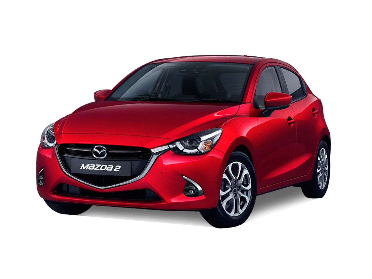2018 mazda 2 hatchback prices in qatar gulf specs reviews for doha yallamotor. Black Bedroom Furniture Sets. Home Design Ideas