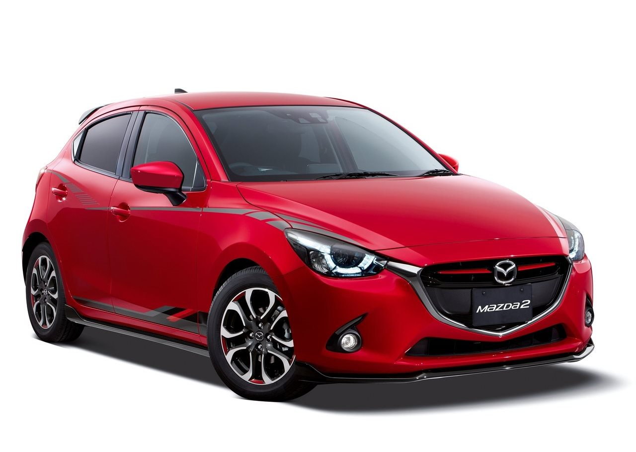 mazda 2 hatchback 2018 1 5l comfort in bahrain new car prices specs reviews photos yallamotor. Black Bedroom Furniture Sets. Home Design Ideas