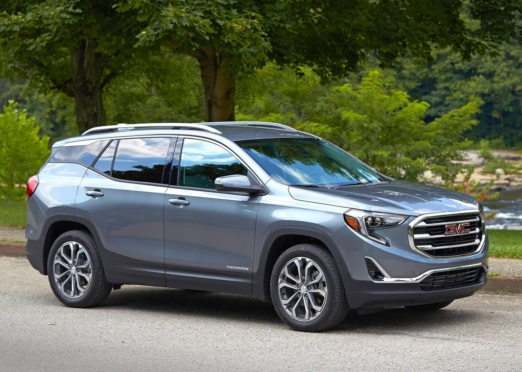 gmc terrain 2018 2 0t slt awd in oman new car prices specs reviews photos yallamotor. Black Bedroom Furniture Sets. Home Design Ideas
