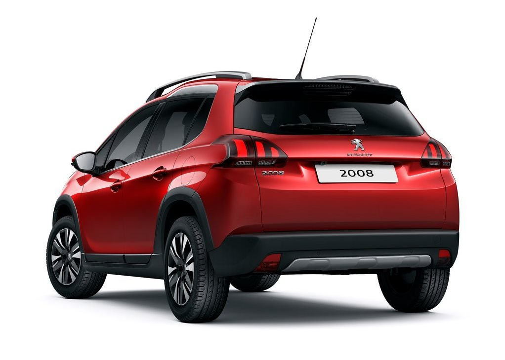 Peugeot 2008 2018 1 6l Active In Uae New Car Prices