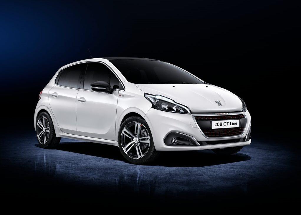 Peugeot 208 2018 1.6L GT Line In UAE: New Car Prices