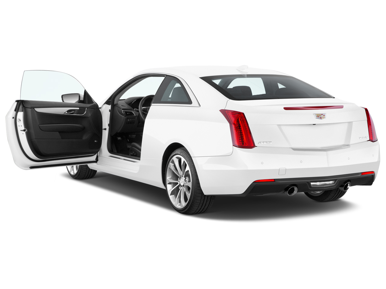 Cadillac ATS Coupe 2018 3.6L Premium Performance In UAE