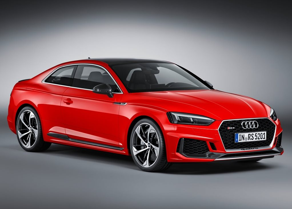 audi rs5 coupe 2018 2 9 tfsi quattro 450 hp in uae new. Black Bedroom Furniture Sets. Home Design Ideas