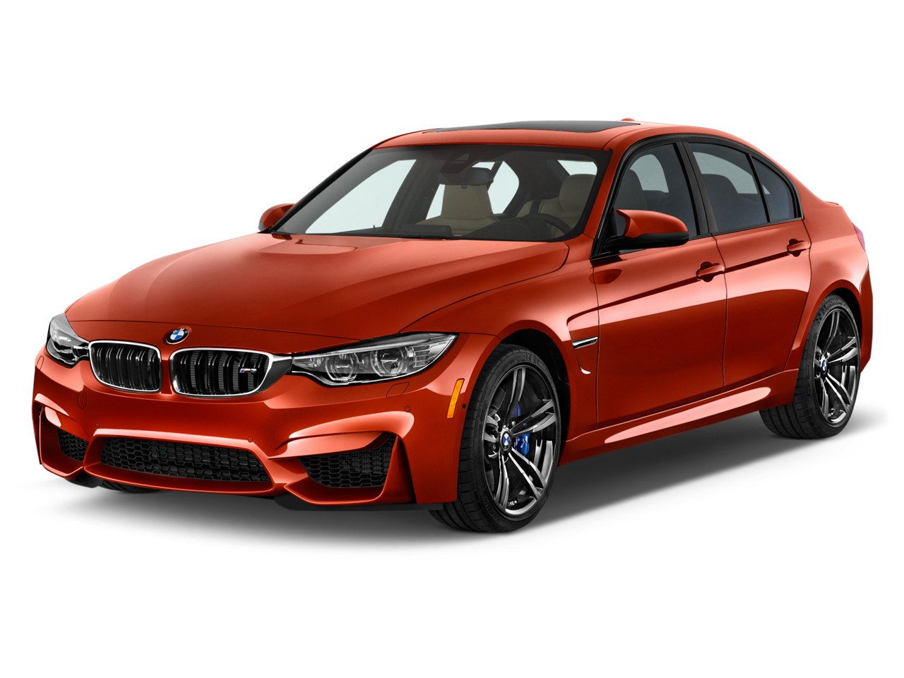 Car Features List For BMW M3 Sedan 2018 3.0T (Qatar