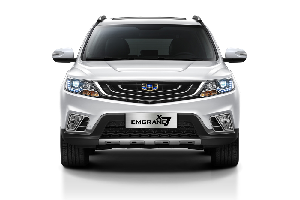 Geely Emgrand X7 2018 Gs In Saudi Arabia New Car Prices