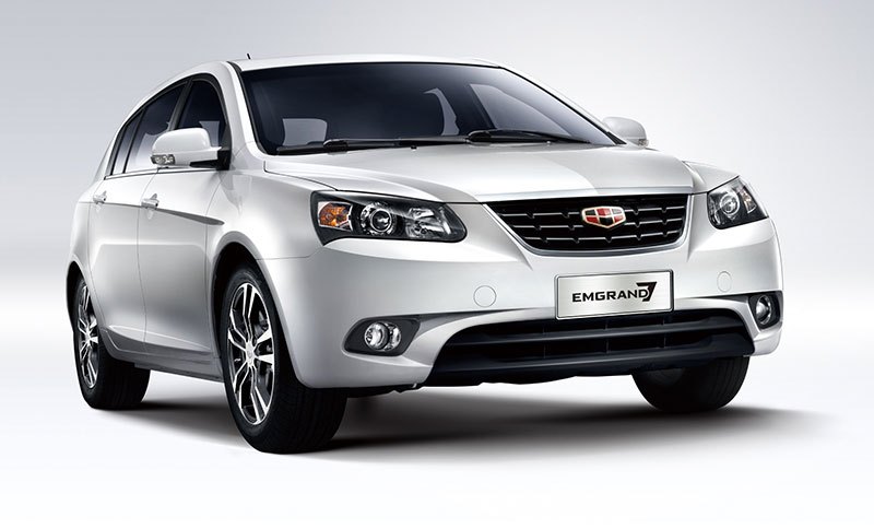 Geely Emgrand 7 HB Price in Oman - New Geely Emgrand 7 HB ...