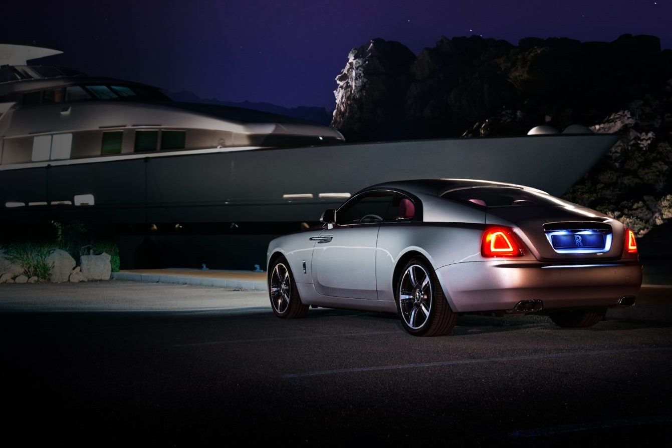 Rolls Royce Car Price In Qatar